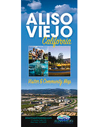 Alisa Viejo CA Map