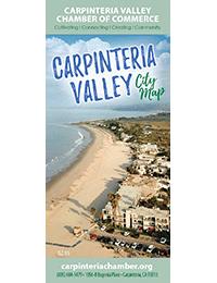 Carpinteria CA Map