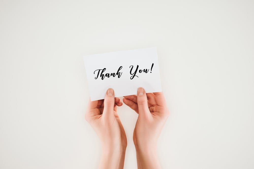 Chamber of Commerce Business Directory Distribution Tip: Operation Thank You