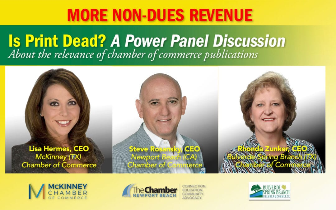 Is Print Dead? A Power Panel Discussion – 06