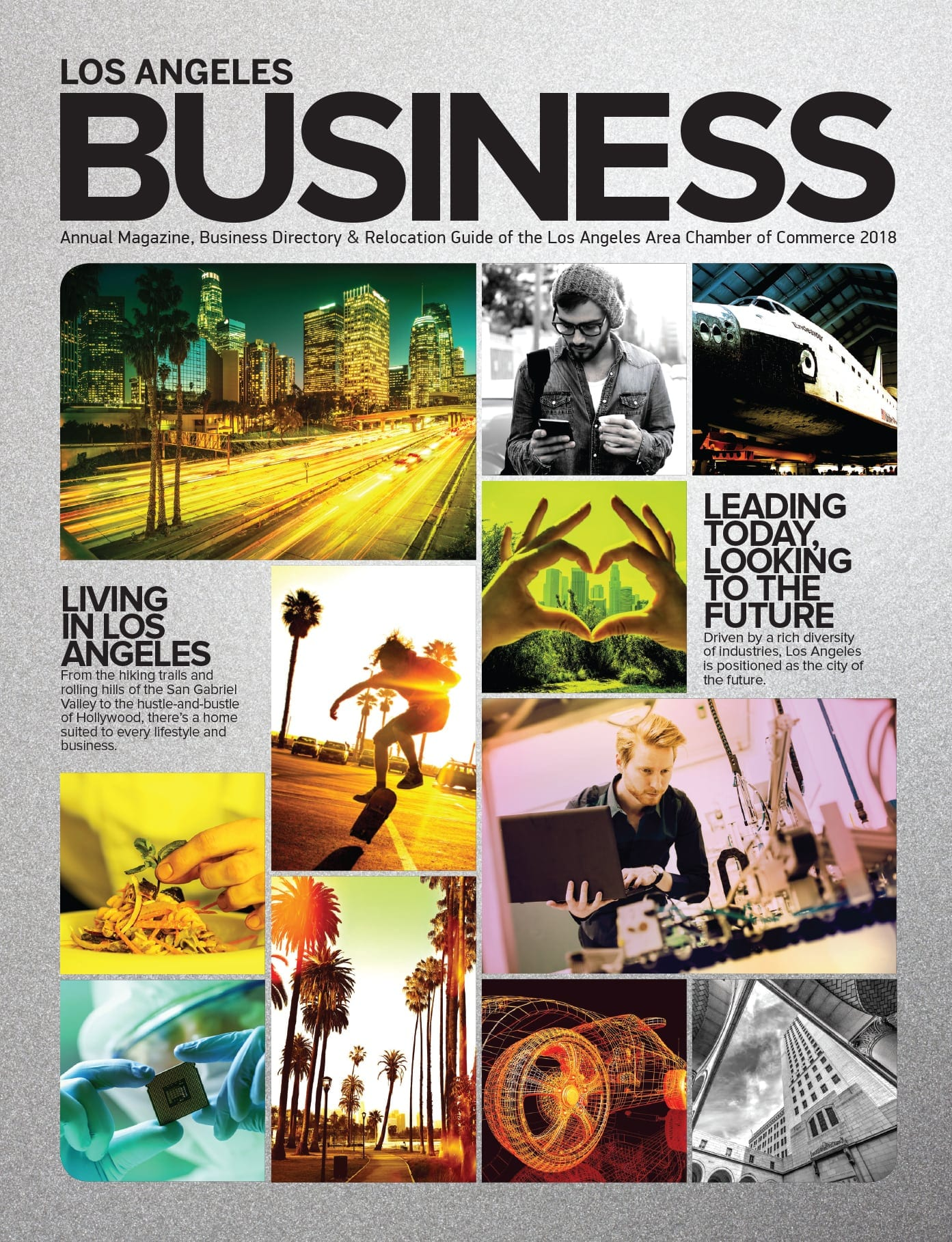 Los Angeles Area Chamber of Commerce Annual Business Directory