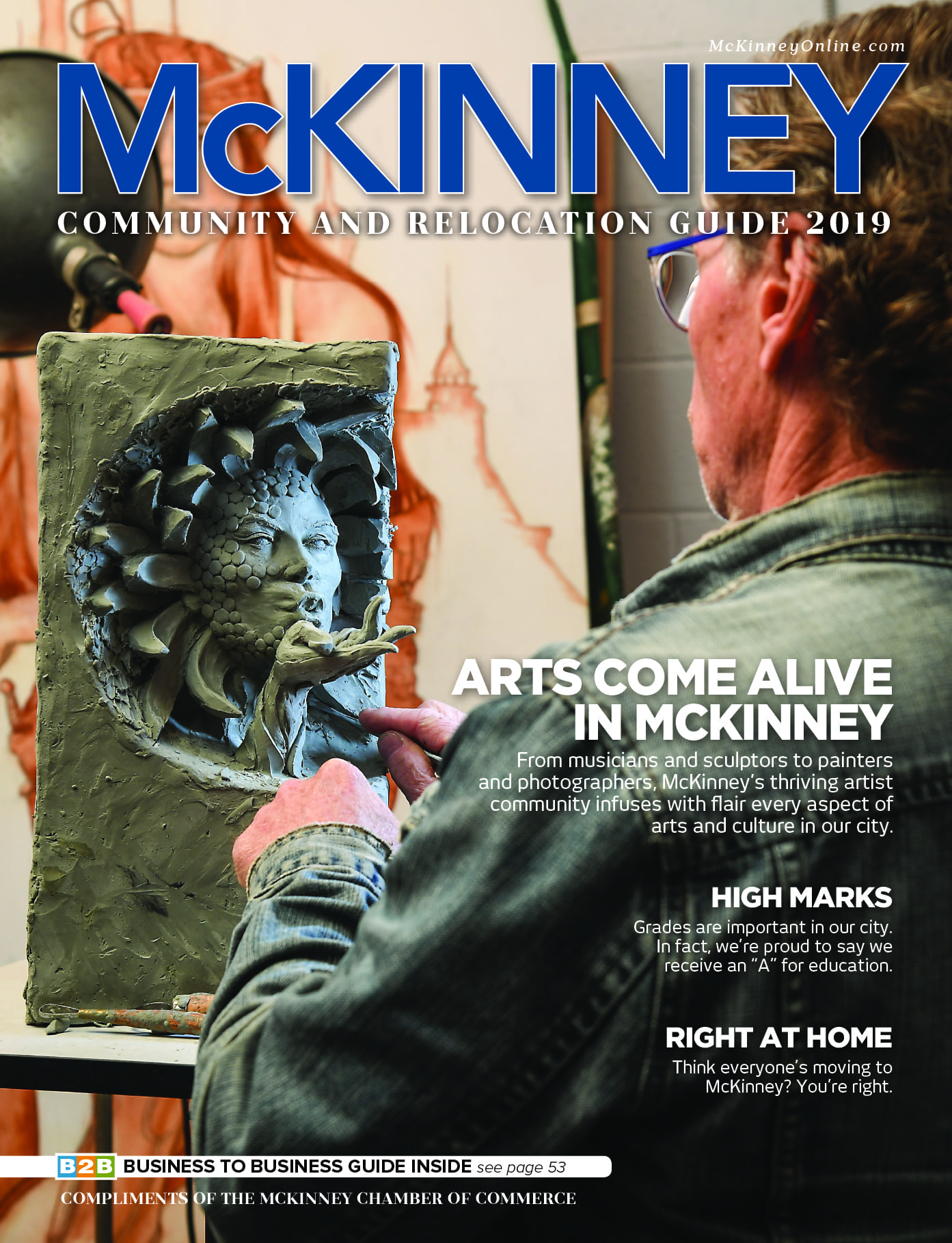 McKinney Chamber of Commerce Community Guide and Business Directory