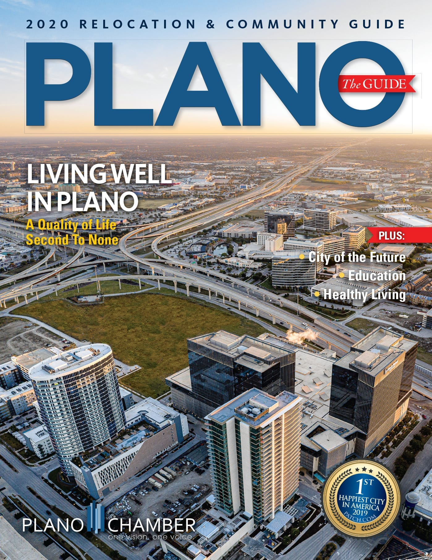 Plano Chamber of Commerce Relocation Guide and Business Directory