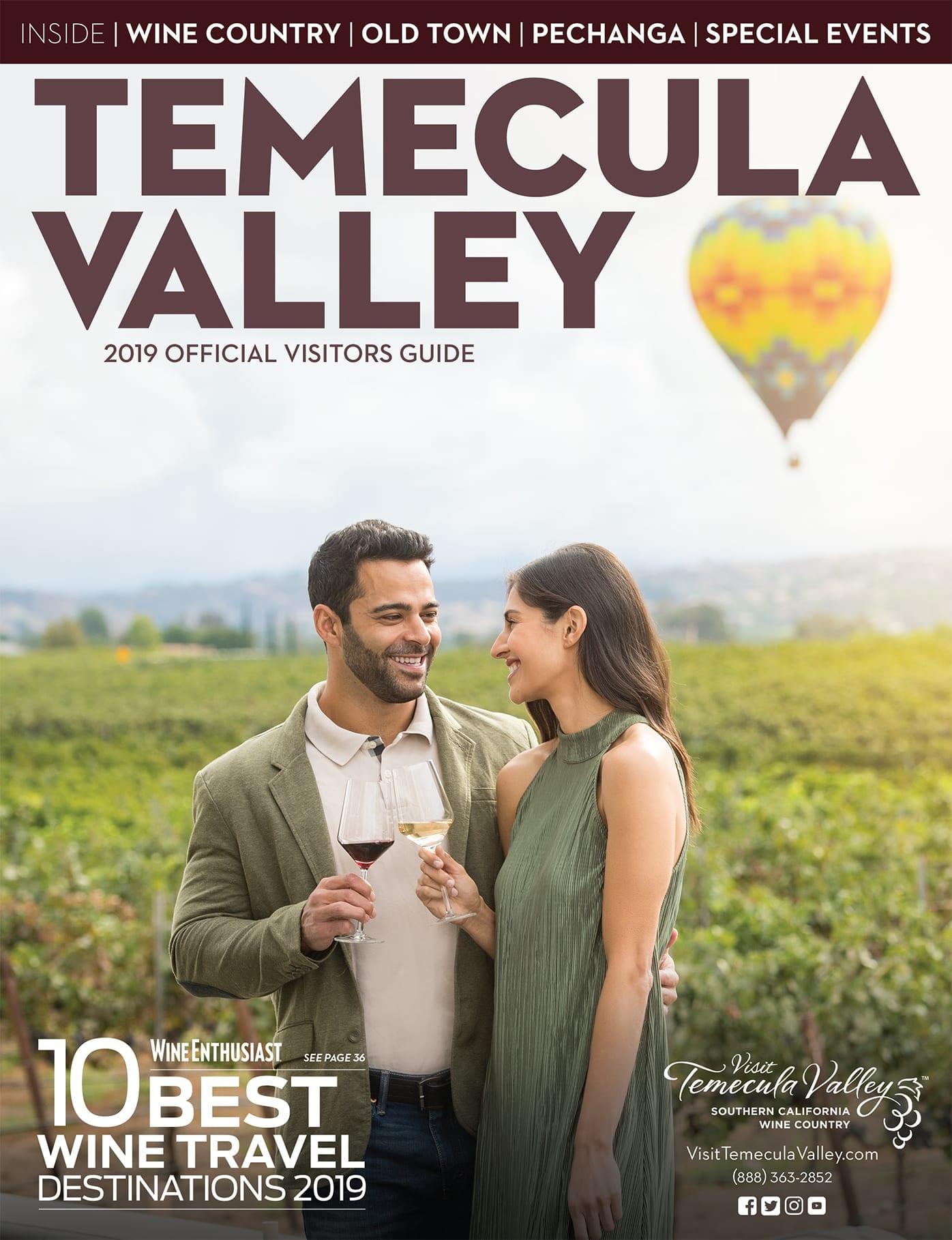 Visit Temecula Valley | Chamber Marketing Partners