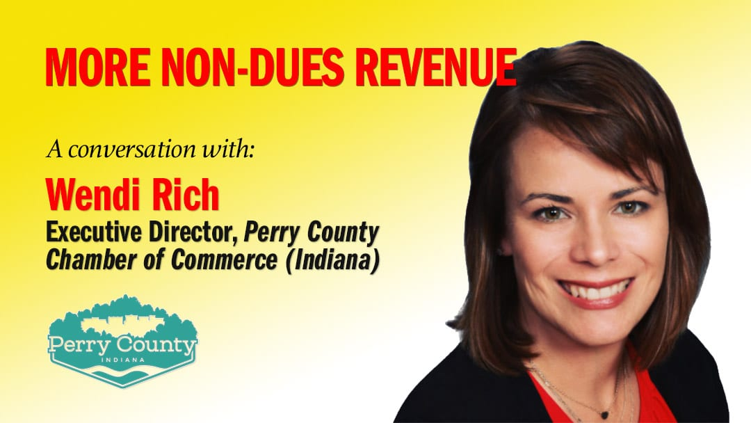 Wendi Rich Perry County (Indiana) Chamber of Commerce – Episode 4