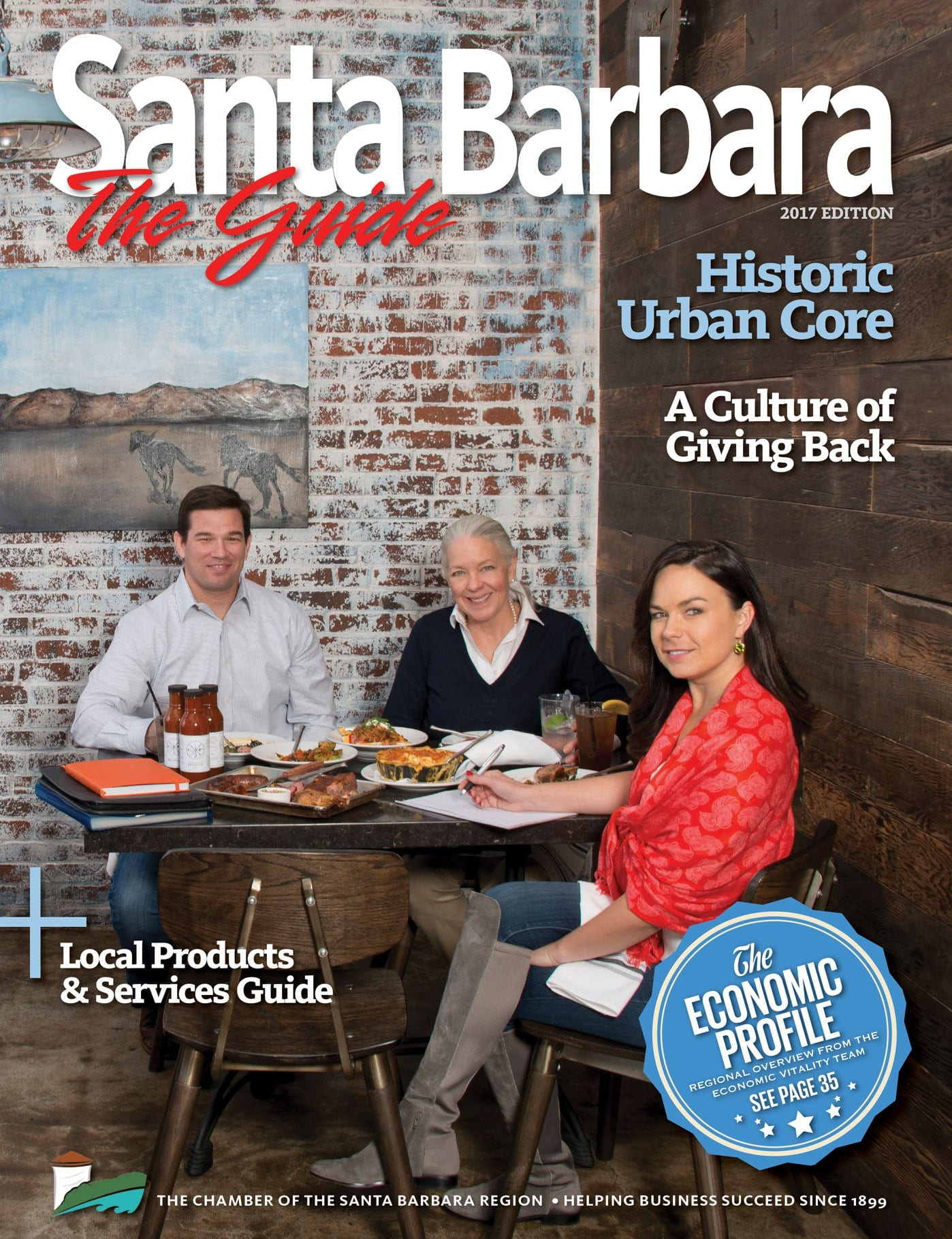The Chamber of the Santa Barbara Region Community Guide and Business Directory
